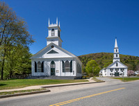 Newfane, Vermont churches